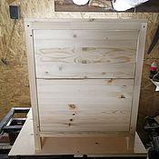 Шкафы ручной работы. Ярмарка Мастеров - ручная работа Тумба под раковину. Handmade.