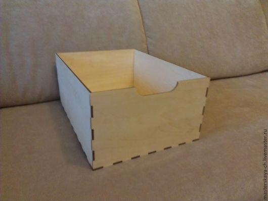 Короб для хранения из фанеры