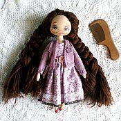 Куклы и игрушки ручной работы. Ярмарка Мастеров - ручная работа Игровая кукла. 1000 р за куклу без одежды.. Handmade.