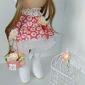 """Куклы и игрушки ручной работы. Ярмарка Мастеров - ручная работа Интерьерная кукла """"Flora"""". Handmade."""