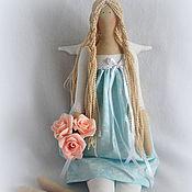 Куклы и игрушки ручной работы. Ярмарка Мастеров - ручная работа Ангел в стиле шебби шик. Handmade.