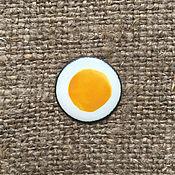 Материалы для творчества handmade. Livemaster - original item Overglaze paint Dulevo No. №5127 yellow. Handmade.