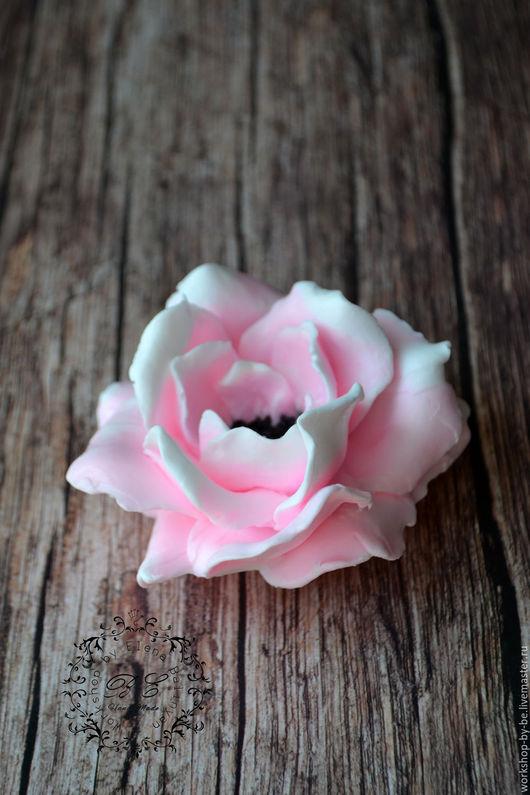 Мыло ручной работы. Ярмарка Мастеров - ручная работа. Купить Мыло гардения розовая. Handmade. Бледно-розовый, сувенир, белый