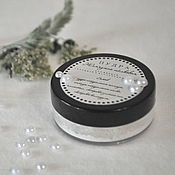 Косметика ручной работы handmade. Livemaster - original item Pearl silk powder Foundation for oily skin.. Handmade.
