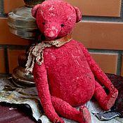 Куклы и игрушки ручной работы. Ярмарка Мастеров - ручная работа Мишка тедди Матвей. Handmade.