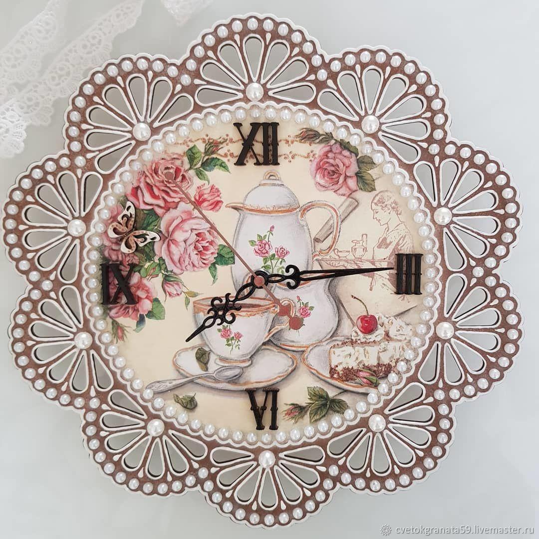 Часы настенные для кухни, Часы, Пермь,  Фото №1