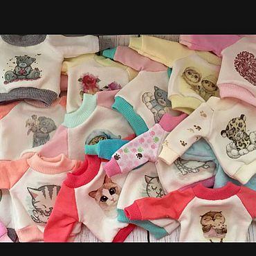 Куклы и игрушки ручной работы. Ярмарка Мастеров - ручная работа Одежда для кукол. Handmade.