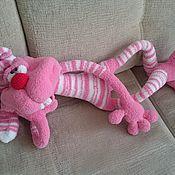 Куклы и игрушки ручной работы. Ярмарка Мастеров - ручная работа Кекс - чумовой заяц. Handmade.