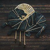 Для дома и интерьера handmade. Livemaster - original item Forged housekeeper