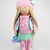 Куклы и игрушки handmade. Livemaster - original item Sewing kit doll Vlada. Handmade.
