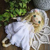 Куклы и пупсы ручной работы. Ярмарка Мастеров - ручная работа Текстильная кукла - Сонечка. Handmade.