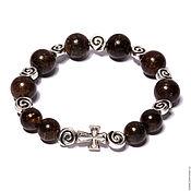 Фен-шуй и эзотерика handmade. Livemaster - original item Bracelet from natural stones