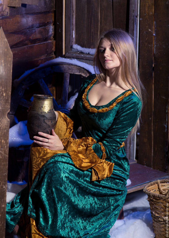Эльфийское платье, Костюмы для кослпея, Псков,  Фото №1