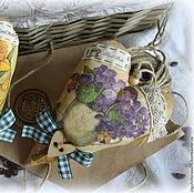 """Подарки к праздникам ручной работы. Ярмарка Мастеров - ручная работа Кофейные сердечки в стиле """"COUNTRY"""". Handmade."""