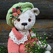 Teddy Bears handmade. Livemaster - original item Rimma Teddy bear. Handmade.