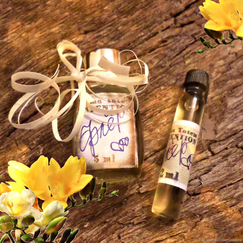 Назначение аромата - соединений сердец, укрепление отношений, очарование друг другом, свадьба; это наш третий свадебный аромат (после `Покрова` и `Белых цветов`).