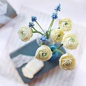 """Цветы и флористика ручной работы. Ярмарка Мастеров - ручная работа """"Для самой нежной.."""". Handmade."""