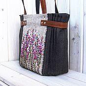 handmade. Livemaster - original item Bag BY HEATHER TRAILS. Handmade.