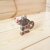 Куклы и игрушки handmade. Livemaster - original item Mongol Hiking. Handmade.