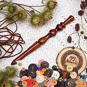Материалы для творчества handmade. Livemaster - original item Crochet hook 10#31. Handmade.