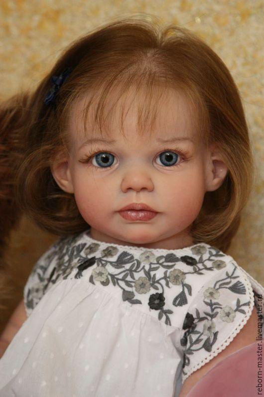 Куклы-младенцы и reborn ручной работы. Ярмарка Мастеров - ручная работа. Купить Шанель. Handmade. Тёмно-синий, кукла реборн