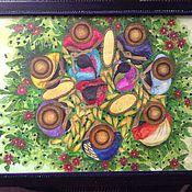 Картины и панно ручной работы. Ярмарка Мастеров - ручная работа Картины Мексика и Гватемала. Handmade.