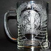Посуда handmade. Livemaster - original item USSR. Beer mug.. Handmade.