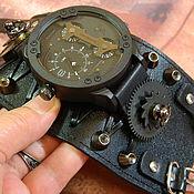 Украшения handmade. Livemaster - original item Copy of Copy of Copy of Copy of Copy of Steampunk Clock. Handmade.