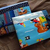 """Канцелярские товары ручной работы. Ярмарка Мастеров - ручная работа фотоальбом """"Люблю море!"""". Handmade."""