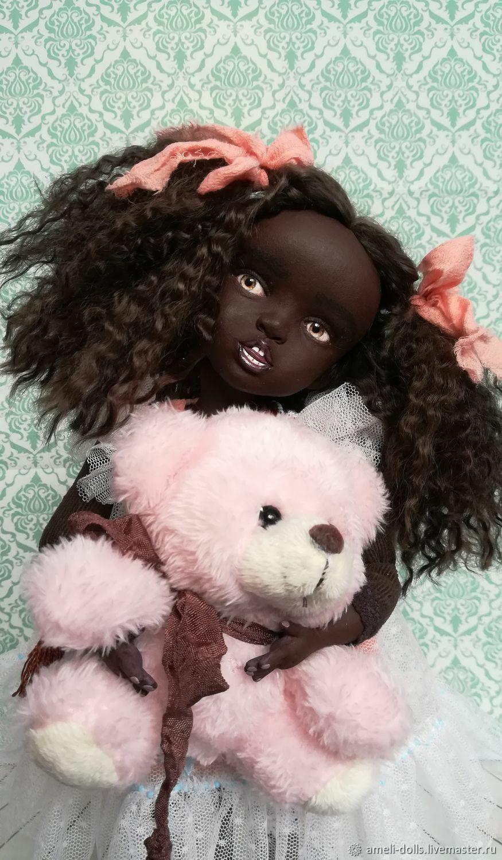 Будуарная кукла Аля, Будуарная кукла, Томск,  Фото №1