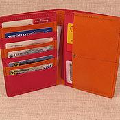 Сумки и аксессуары handmade. Livemaster - original item purse for avtodokumentov