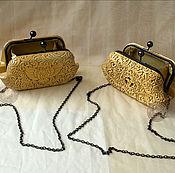 Сумки и аксессуары ручной работы. Ярмарка Мастеров - ручная работа клатч, дамская плечевая сумочка. Handmade.