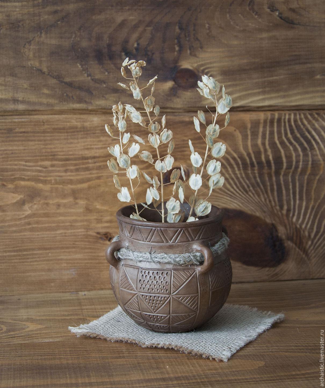 Архаичная вазочка, Вазы, Нижний Новгород, Фото №1