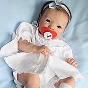 Куклы и игрушки ручной работы. Ярмарка Мастеров - ручная работа Кукла реалборн Пресли.. Handmade.