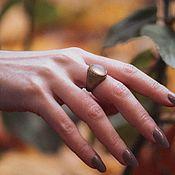 Винтаж handmade. Livemaster - original item Ring vintage. Handmade.