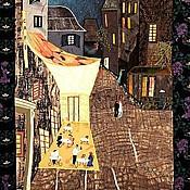 Картины и панно ручной работы. Ярмарка Мастеров - ручная работа Парижское кафе. Handmade.