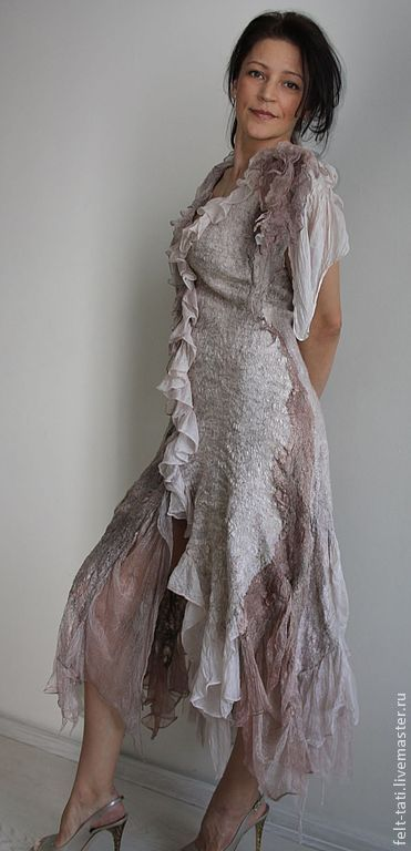 Платья ручной работы. Ярмарка Мастеров - ручная работа. Купить Платье Триумф. Handmade. В полоску, летнее платье