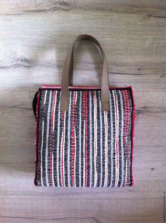 сумка женская, сумка ручной работы, сумка из дизайнерской ткани, дизайнерская ткань, ткачество, ткань ручной работы, сумка из ткани