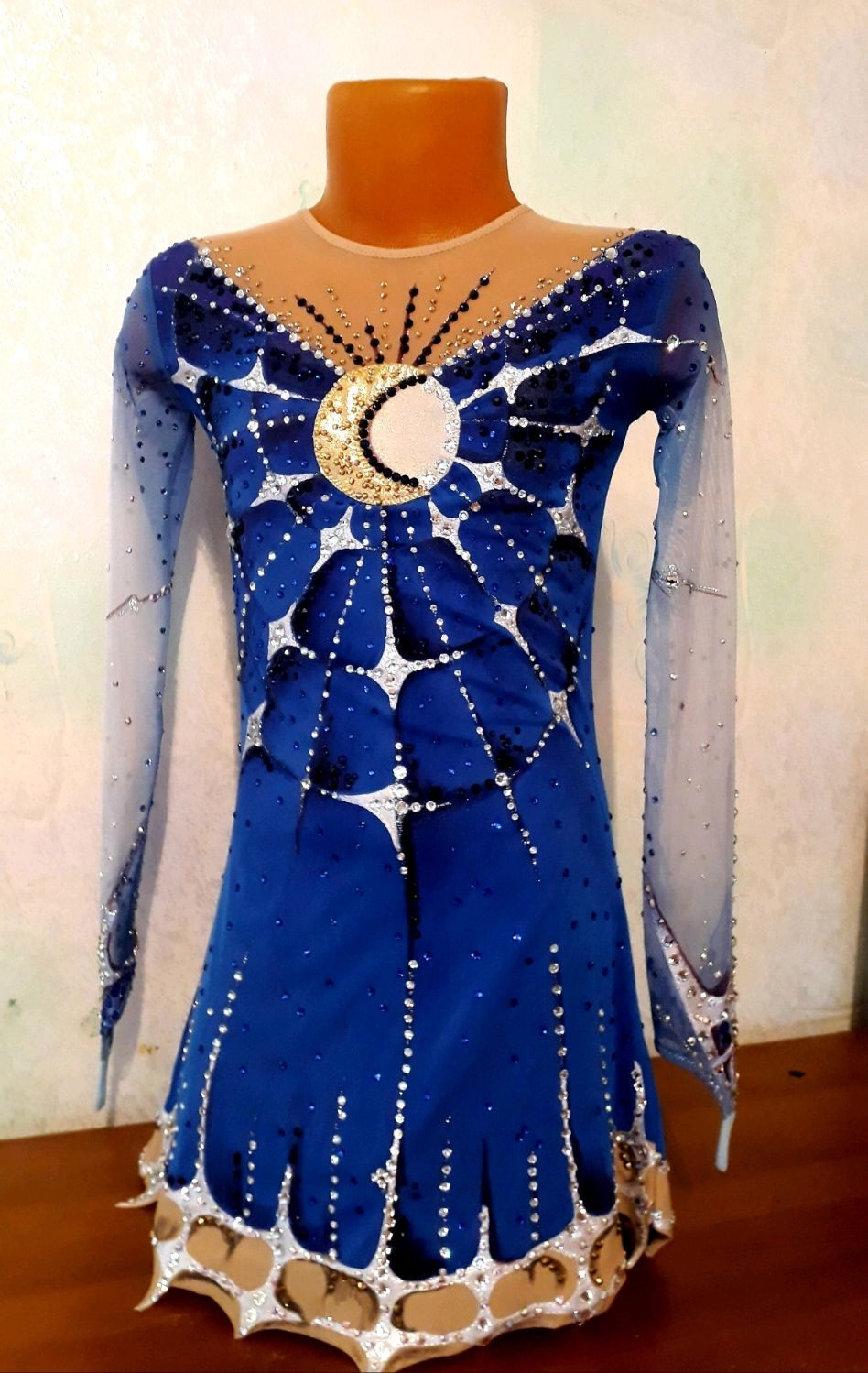 Платье для фигурного катания, Костюмы, Тольятти,  Фото №1