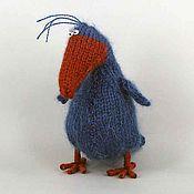 Куклы и игрушки ручной работы. Ярмарка Мастеров - ручная работа Птица удачи. И да, иду пешком. Handmade.