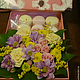 Sweet floral box