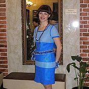 """Одежда ручной работы. Ярмарка Мастеров - ручная работа Платье """"Оля"""". Handmade."""