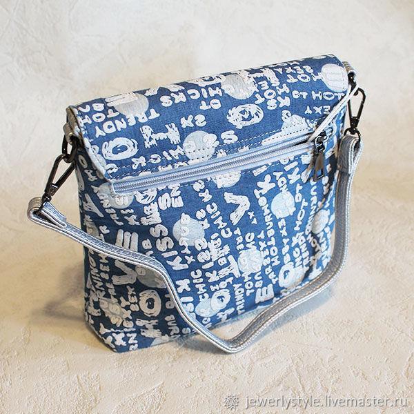 a17afaa12fda Belkin-shop Женские сумки ручной работы. Заказать Сумка джинсовая  повседневная, городская №46.