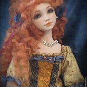 """Куклы и игрушки ручной работы. Ярмарка Мастеров - ручная работа Дафна """"Волшебный сад """" продана. Handmade."""