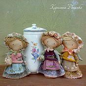 Куклы и игрушки ручной работы. Ярмарка Мастеров - ручная работа Травяной чаёк. Handmade.