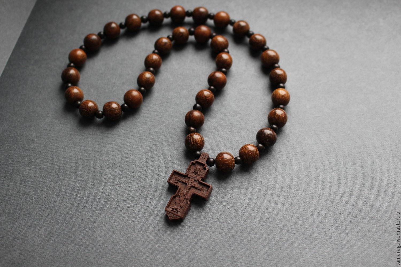Как сделать христианские чётки своими руками