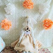Куклы и игрушки ручной работы. Ярмарка Мастеров - ручная работа Интерьерная кукла Тильда Майя. Handmade.