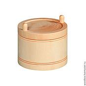 Материалы для творчества handmade. Livemaster - original item box the billet round. Handmade.