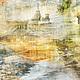 Художественная фото картина для интерьера, виды Петербура купить в Москве. Авторская картина `Набережная Истории`, Санкт-Петербург, Россия.  Елена Ануфриева
