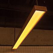 Для дома и интерьера ручной работы. Ярмарка Мастеров - ручная работа Лофт светодиодный светильник. Handmade.